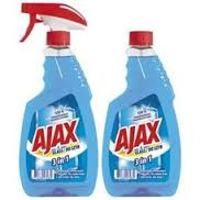 AJAX PŁYN DO SZYB/ZAPAS ZIEL.500ml.